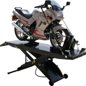 rampa para moto
