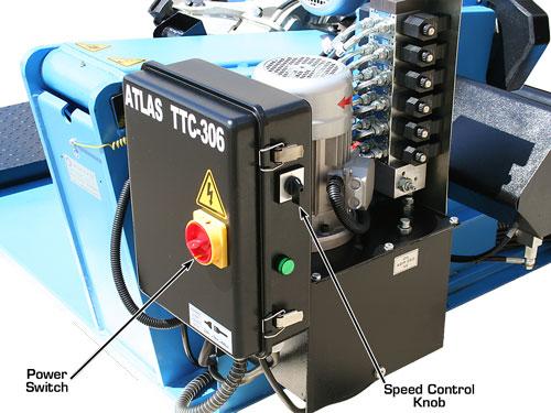 controle pneu moto