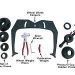 balanceadora de rodas ATLAS